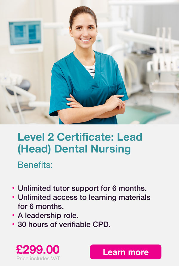 Lead DN Course Advert 0421